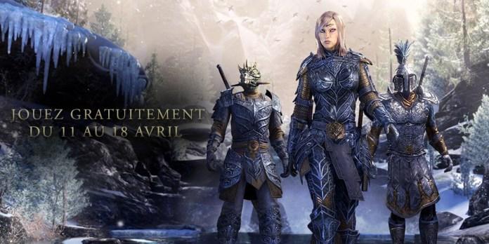 teso-gratuit The Elder Scrolls Online gratuit pendant une semaine