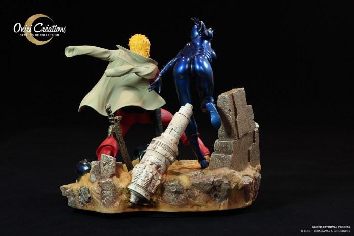 cobra-the-space-pirate_004-696x464 Oniri Créations et sa magnifique figurine Cobra