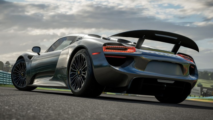 porsche918spyder-wm-fm7-carreveal-week01-4k-1 Forza Motorsport 7 - La liste des voitures - complète