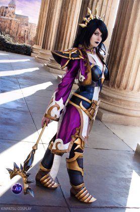 Li-Ming-Heroes-of-the-Storm-by-Kinpatsu-Cosplay MICM 2018 - Présentation de Kinpatsu Cosplay (Magic 2018) #1