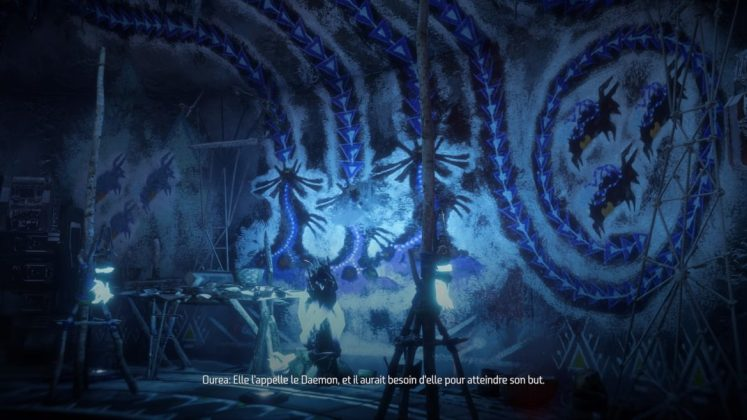 Horizon-Zero-Dawn-The-Frozen-Wilds-Daemon The Frozen Wilds - Mon avis sur l'extension de Horizon Zero Dawn