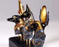 ACO_Gods_figurine_10 Une figurine issue d'Assassin's Creed Origins représentant les dieux égyptiens.
