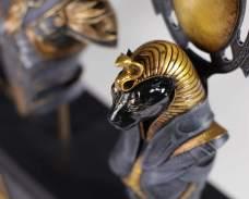 ACO_Gods_figurine_5 Une figurine issue d'Assassin's Creed Origins représentant les dieux égyptiens.