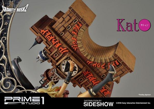 gravity-rush2-kat-statue-prime1-studio-903495-40 Figurine - Kat de Gravity Rush par Prime 1