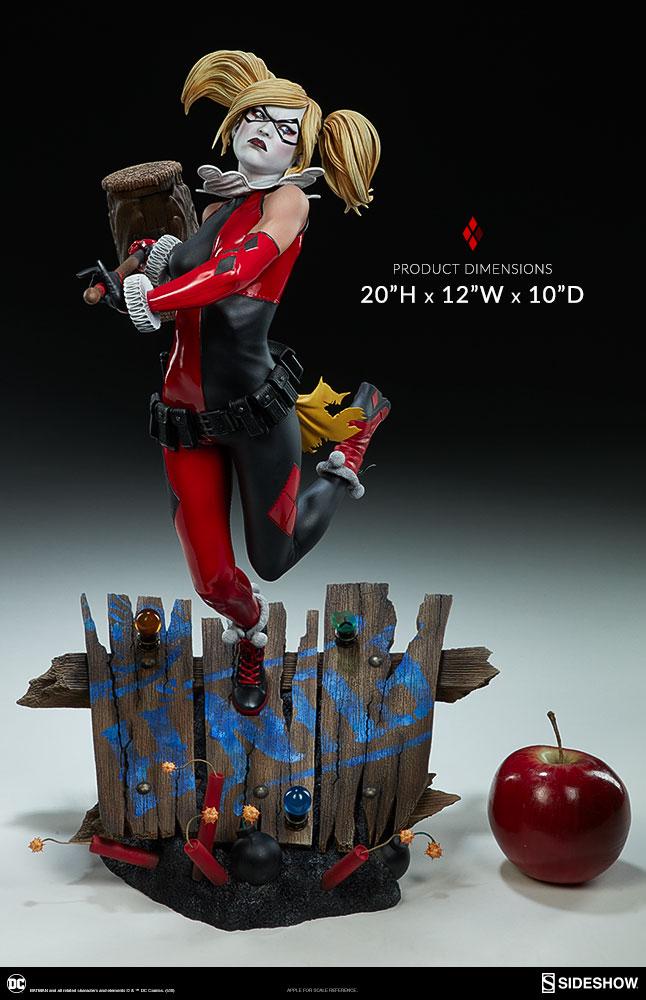 dc-comics-harley-quinn-premium-format-figure-sideshow-300474-06 Figurine – DC Comics Harley Quinn Premium Format