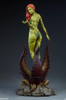dc-comics-poison-ivy-premium-format-figure-sideshow-300487-04 Figurine - DC Comics Poison Ivy Premium Format