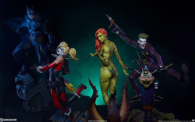 dc-comics-poison-ivy-premium-format-figure-sideshow-300487-28 Figurine - DC Comics Poison Ivy Premium Format
