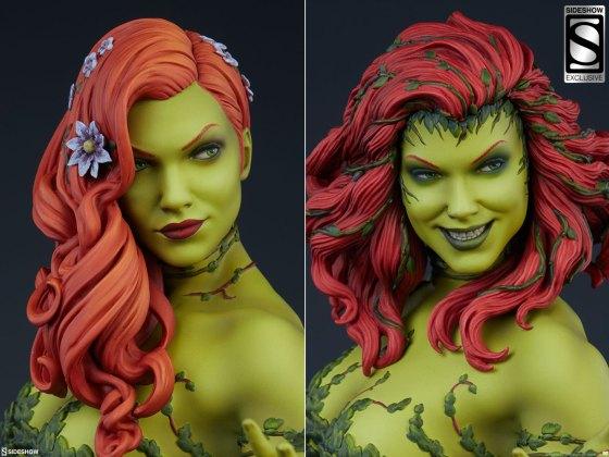 dc-comics-poison-ivy-premium-format-figure-sideshow-3004871-02 Figurine - DC Comics Poison Ivy Premium Format