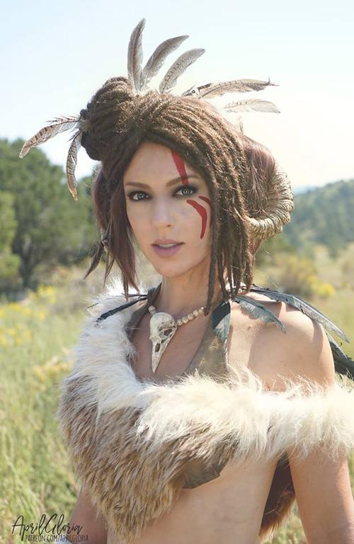 forsworn-cosplay-06 Cosplay - Skyrim - Forsworn #152