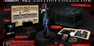 Collector Resident Evil 2 remake