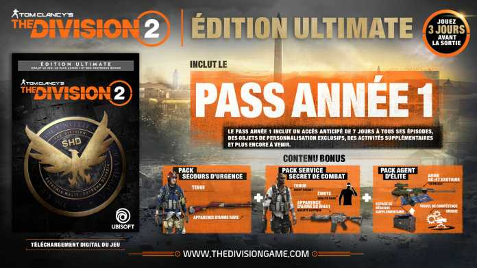tctd2_mockup_ultimate_digital-696x392 The Division 2 - les éditions spéciales et collectors