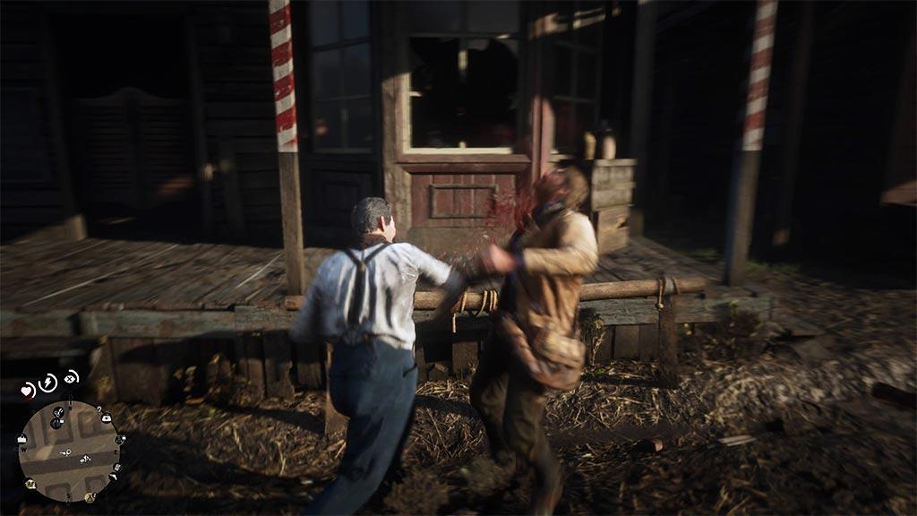 saloon_bagarre Mon avis sur Red Dead Redemption II - Paré pour la grande épopée ?