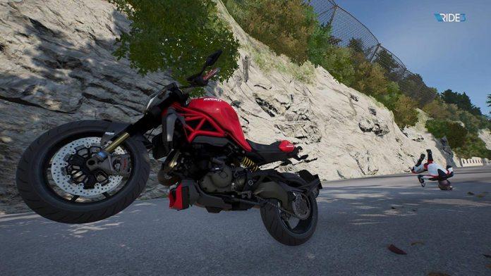 moto_chute Mon avis sur Ride 3 - Un opus fracassant, enfin !