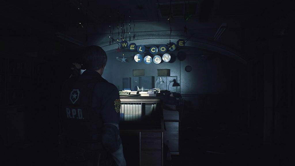RE2_WelcomeLeon-1024x576 Mon avis sur Resident Evil 2 Remake - Le cauchemar renaît