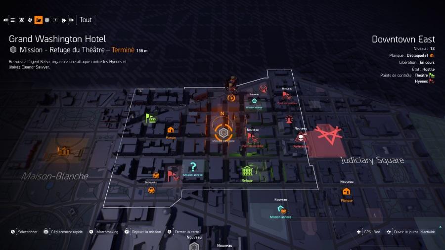 TD2_Map Mon Avis sur The Division 2 - Un nouvel appel aux Agents de la Division