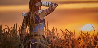 Cosplay Aloy