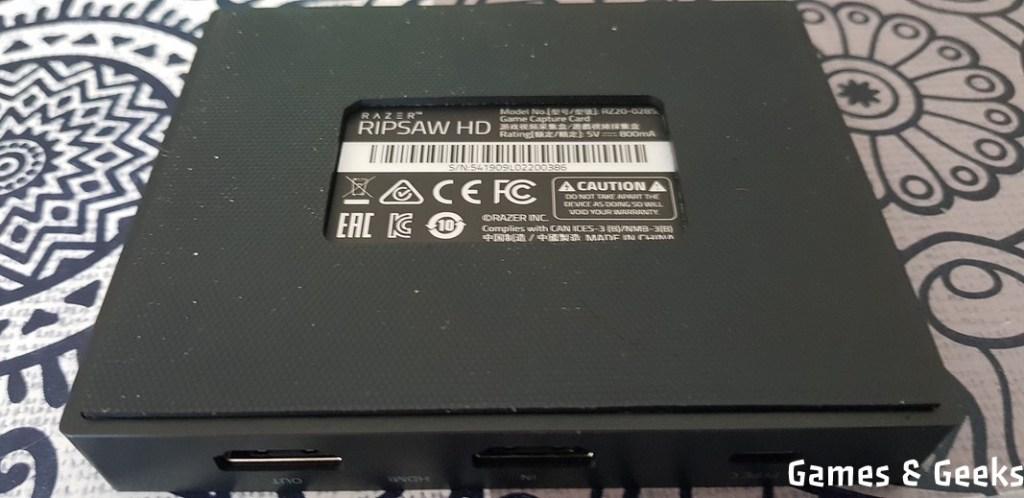 ripsaw_hd_20190415_105102-1024x498 Présentation du Ripsaw HD - L'outil de Streaming de Razer