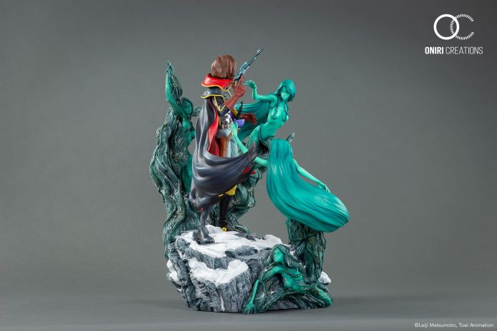 Albator-78-Captain-Harlock-Statue-Oniri-Creations5-1024x682 Oniri Créations et sa magnifique figurine Albator