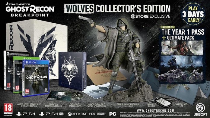 ghost-recon-breakpoint-édition-collector Ghost Recon Breakpoint - Les éditions spéciales et collector