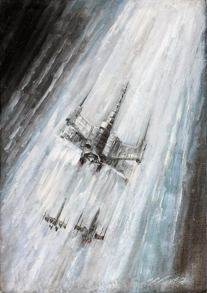 star-wars-paintings-14-724x1024 May The 4th Be With You