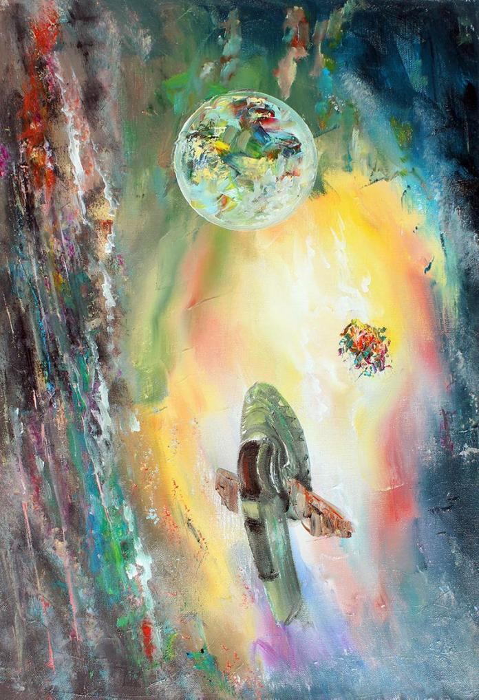 star-wars-paintings-15-700x1024 May The 4th Be With You