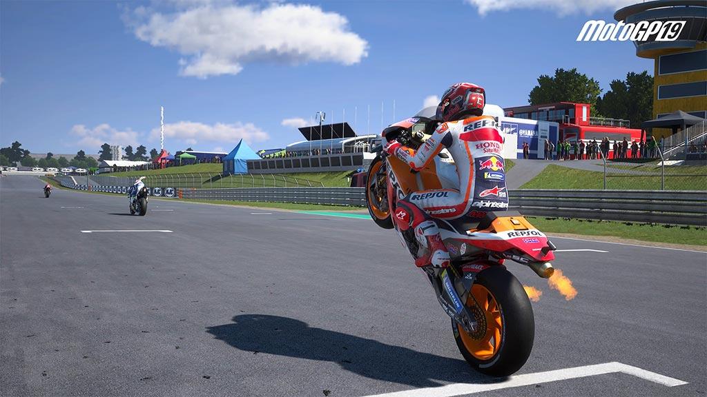 MotoGP_cabre-1024x576 Mon avis sur Moto GP 19 - Faisons brûler la gomme !