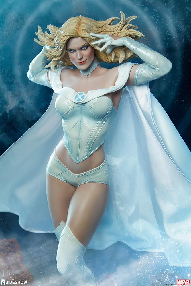 emma-frost_marvel_gallery_5ce5869abf9e8 Figurine - X-Men - Emma Frost - SideShow