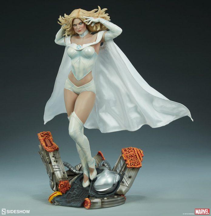 emma-frost_marvel_gallery_5ce5869c154c4 Figurine - X-Men - Emma Frost - SideShow