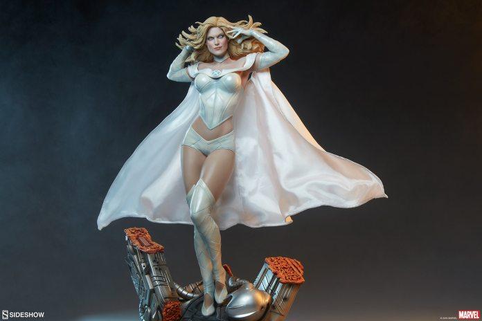 emma-frost_marvel_gallery_5ce586b07937a-1024x683 Figurine - X-Men - Emma Frost - SideShow