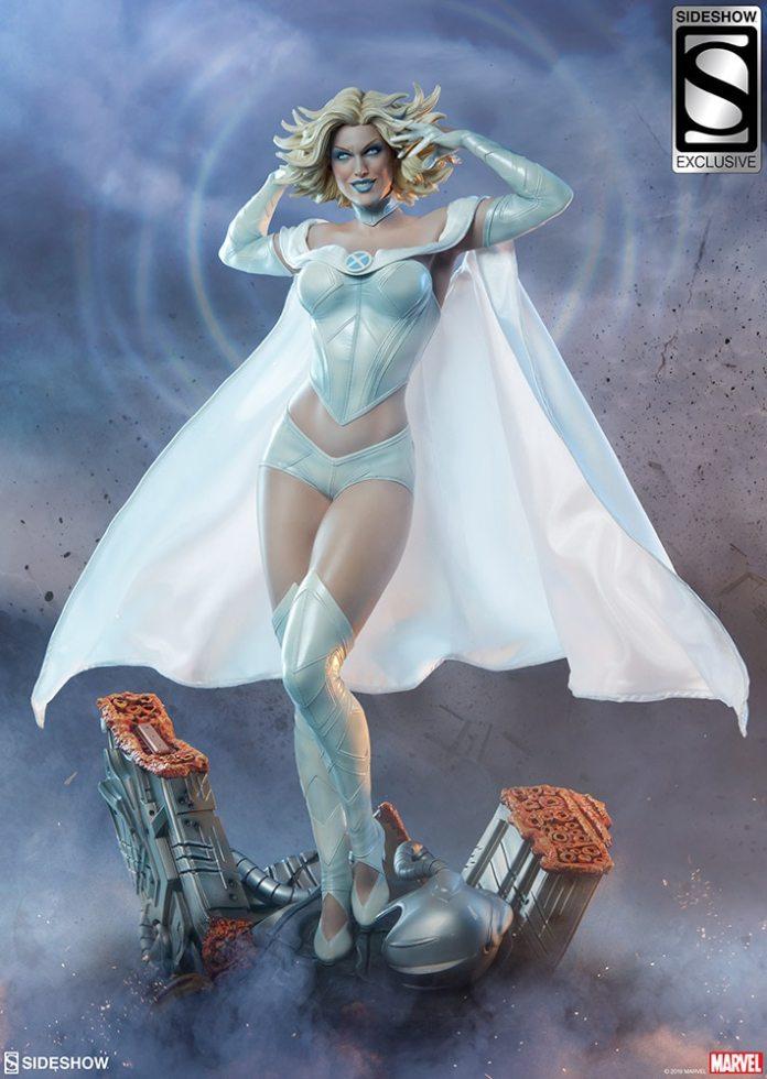 emma-frost_marvel_gallery_5ce587039e6af Figurine - X-Men - Emma Frost - SideShow