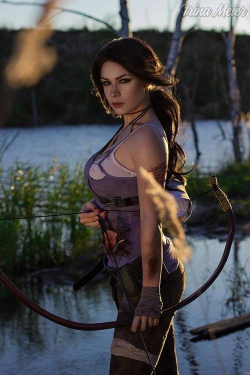 lara-croft-tomb-raider-cosplay-02 Cosplay - Lara Croft #183