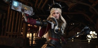 Cosplay - Sister of Battle