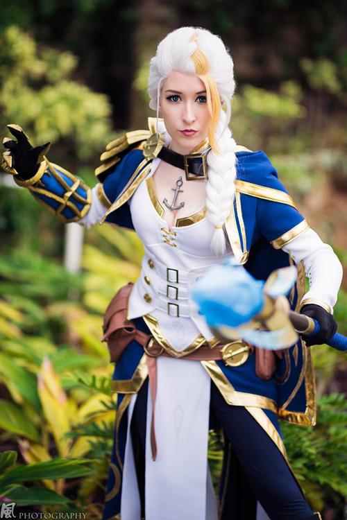 jaina-proudmoore-cosplay-02 Cosplay - Jaina Proudmoore de World of Warcraft #189