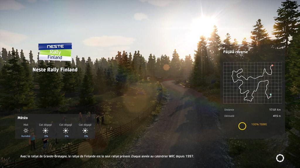 Lancement_course3-1024x576 Mon avis sur WRC 8 – Le challenger est là !