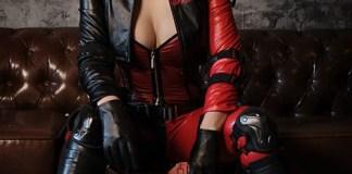 Cosplay - Harley Quinn - Irina Meier