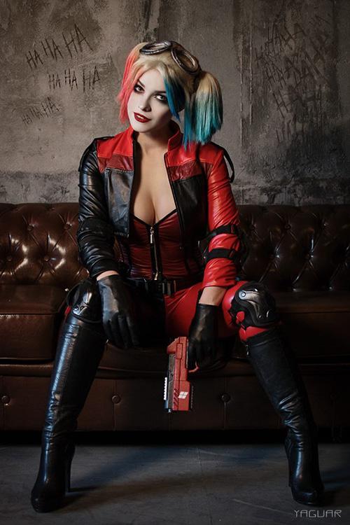harley-quinn-cosplay-03 Cosplay - Harley Quinn - Injustice 2 #193
