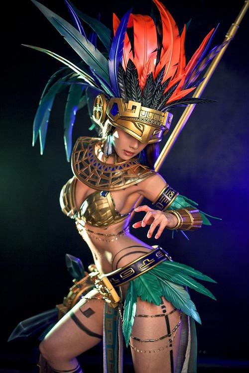 mia-civilization-cosplay-04 Cosplay - Civilization VI - Mia #196