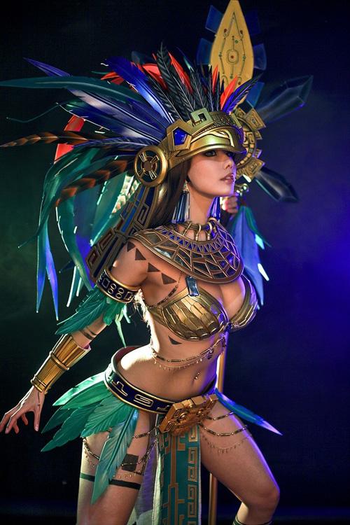 mia-civilization-cosplay-05 Cosplay - Civilization VI - Mia #196