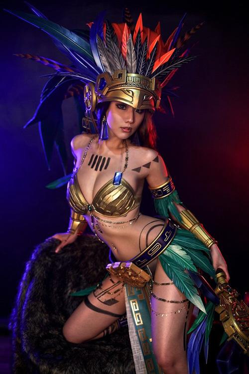 mia-civilization-cosplay-06 Cosplay - Civilization VI - Mia #196