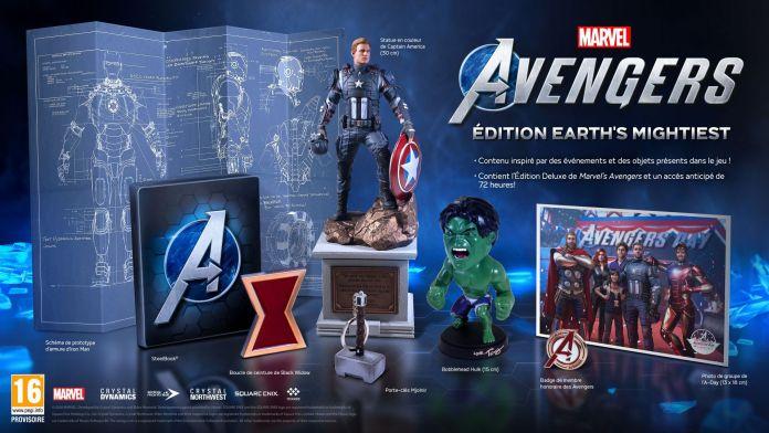 marvel-avengers-collector-1-1024x576 Marvel's Avengers - Les différentes éditions - Préco Ouverte