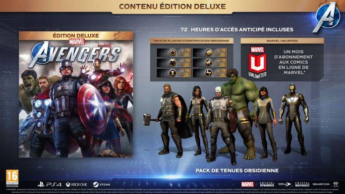 marvel-avengers-collector-2-1024x576 Marvel's Avengers - Les différentes éditions - Préco Ouverte