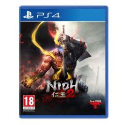 Nioh-2-PS4 Mon avis sur Nioh 2 : Ohayo Gozaimasu...