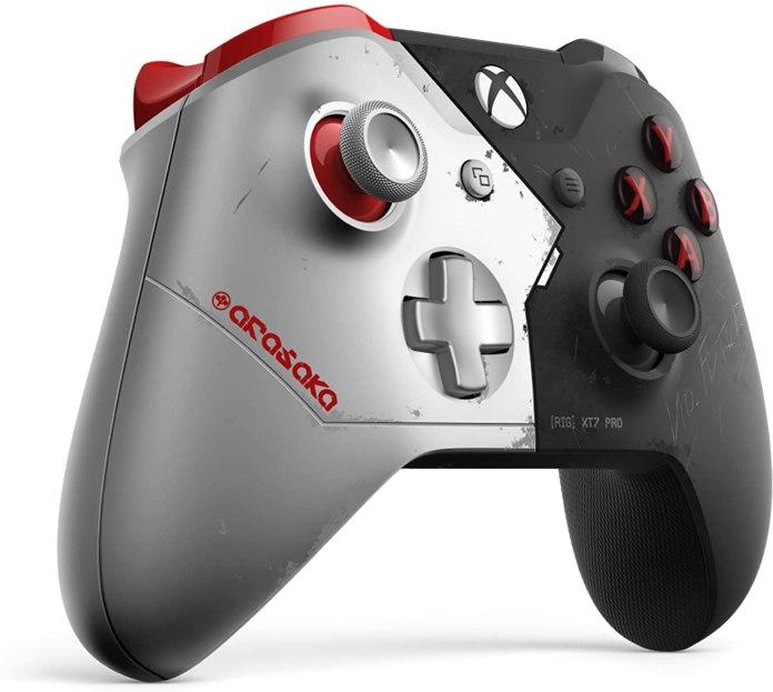71XrMBUJchL._AC_SL1500_-1024x916 Premier aperçu de la manette Xbox de Cyberpunk 2077 - Préco Ouvertes