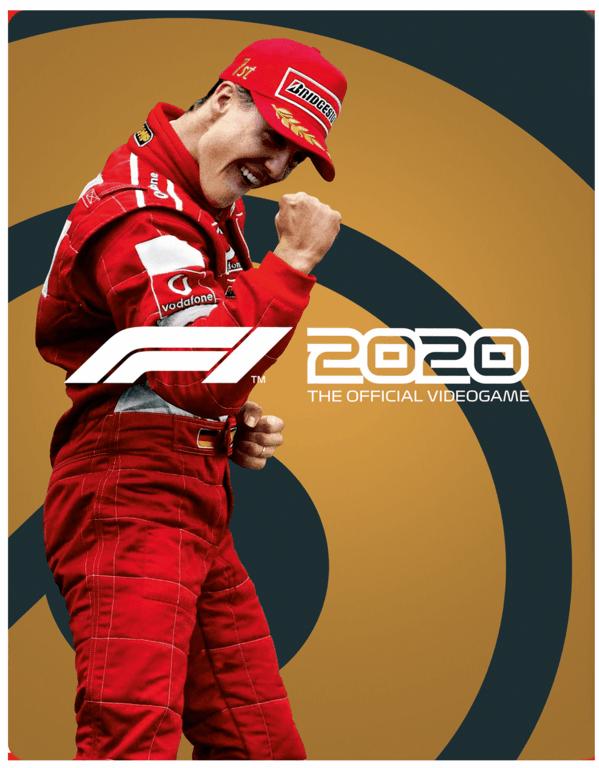 F12020_steelbook_packshot_FRONT_2D_599x768 F1 2020 - Le Steelbook de Schumi seulement sur PS4 et chez Amazon