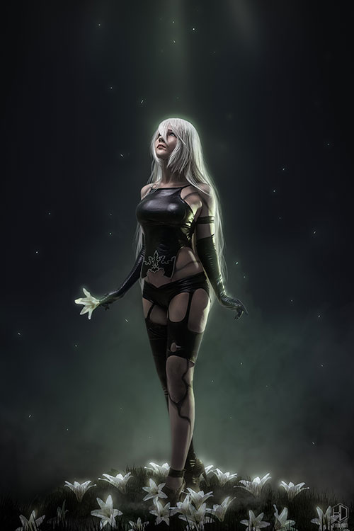 a2-neir-cosplay-01 Cosplay - Nier Automata a2 #201