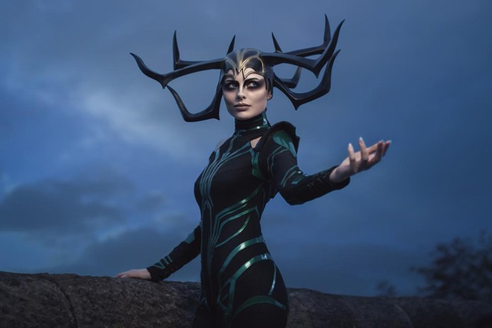 hela-headress-cosplay-02 Cosplay - Hela - Thor #203