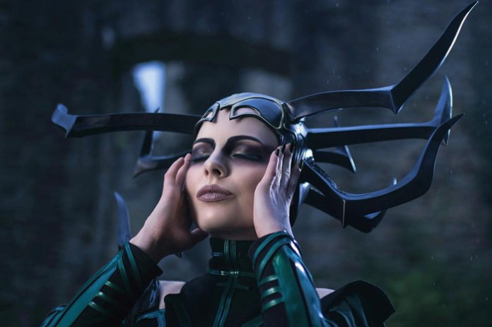 hela-headress-cosplay-04 Cosplay - Hela - Thor #203