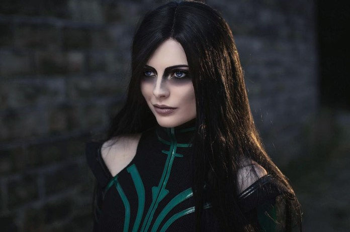 hela-headress-cosplay-07 Cosplay - Hela - Thor #203