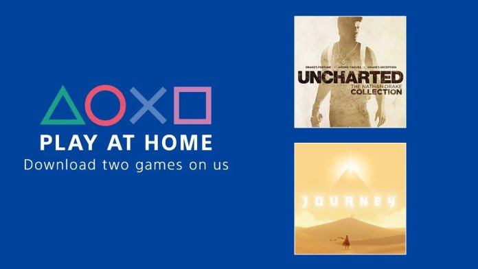playstation-play-at-home Play At Home - Sony lance son programme et offre des jeux