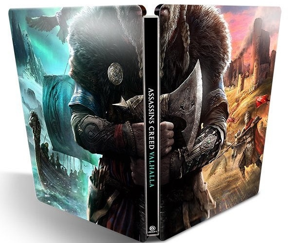 EX_WE7kWAAE3Gqz-1 Assassin's Creed Valhalla - Les éditions collector et spéciales